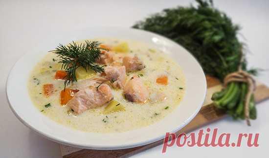 Лохикейтто – сливочный суп из лосося (Creamy Salmon Soup – Lohikeitto). Традиционные финские рецепты не содержат много ингредиентов. Рыба, мясо, картофель, лук…  Локихейтто является одним из этих традиционных блюд. Легко готовится, согревает в прохладные осенние дни.