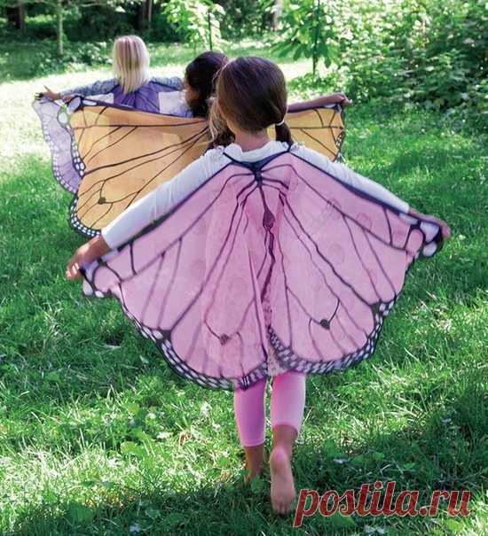 Маскарадный костюм бабочки / Для детей / Модный сайт о стильной переделке одежды и интерьера
