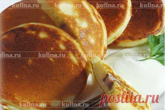 Оладьи по-польски с сельдью – рецепт приготовления с фото от Kulina.Ru