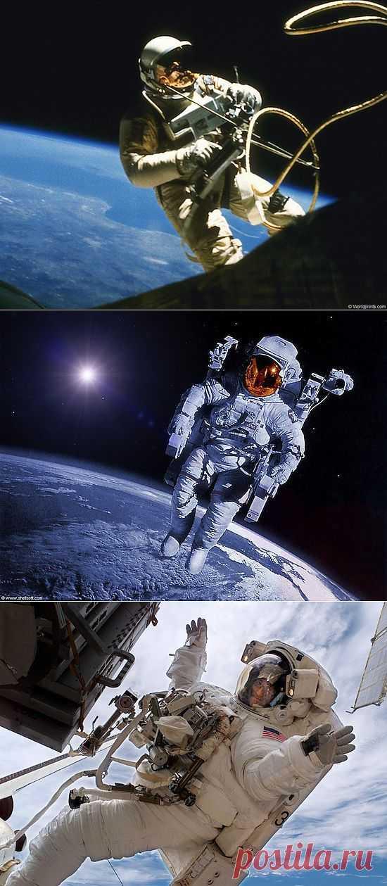 (+1) - 10 главных опасностей в открытом космосе | Наука и техника