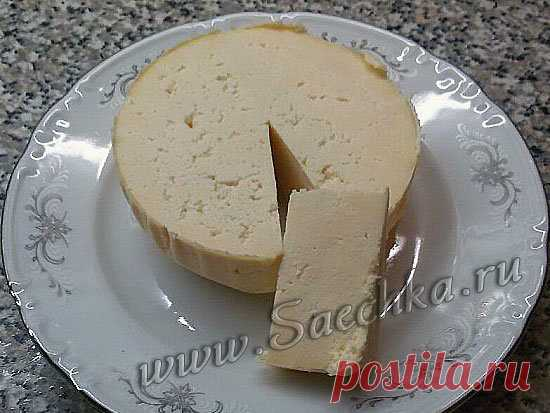 Сыр домашний «Три девицы» | Рецепты на Saechka.Ru | Яндекс Дзен