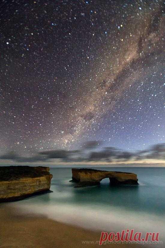 Млечный Путь, Виктория, Австралия