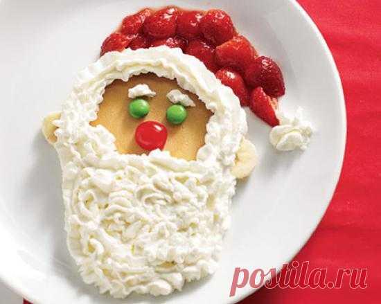 Сезон клубники? Скучаете по Деду Морозу? Есть идея! :)