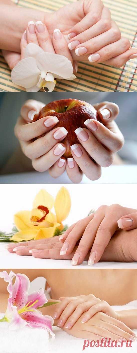 Если у кого такая же проблема, как у меня с ногтями - рекомендую почитать статью! Особенно примите к сведению совет о витамине Е!
