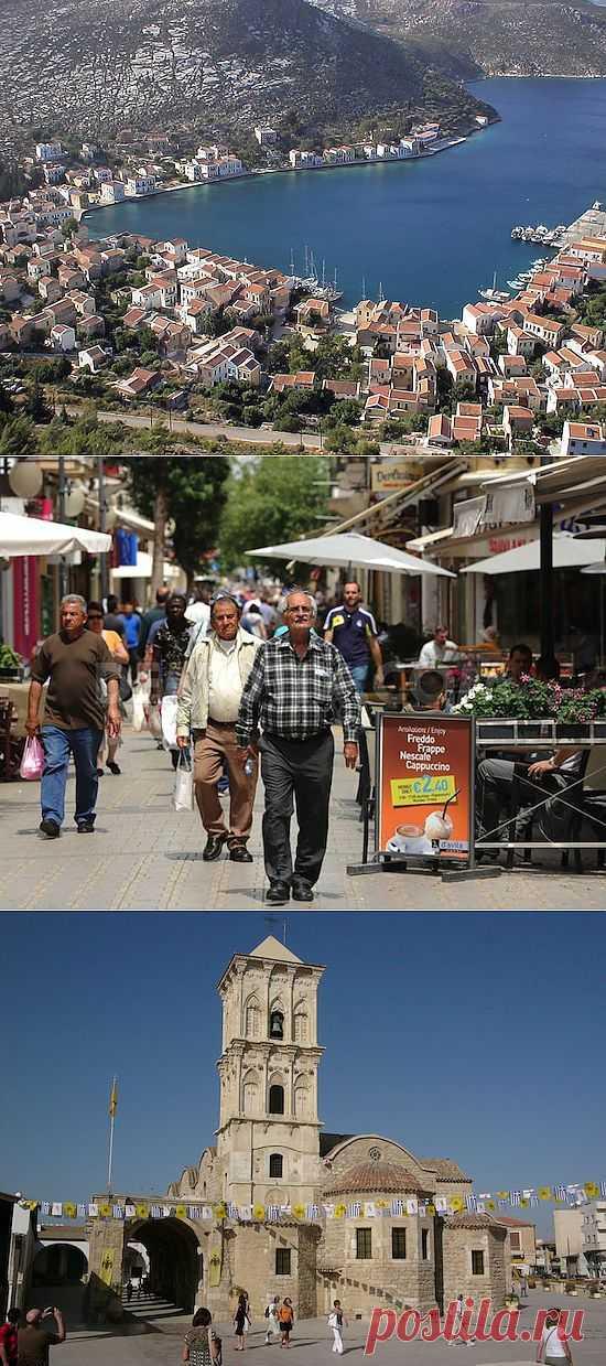(+1) - 60 фактов о Кипре | Непутевые заметки