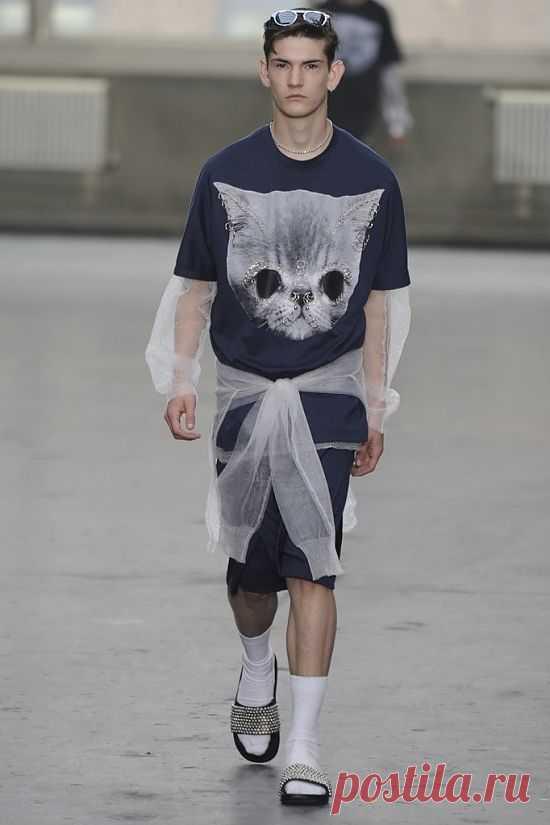 Пирсингованный котэ / Мужская мода / Модный сайт о стильной переделке одежды и интерьера