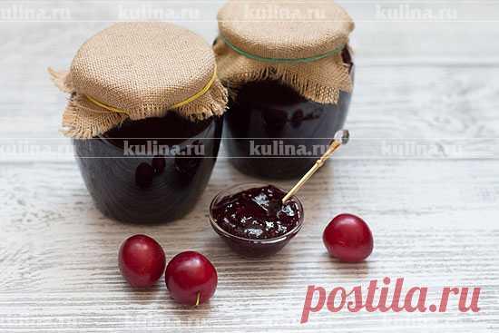 Джем из алычи с яблоками – рецепт приготовления с фото от Kulina.Ru