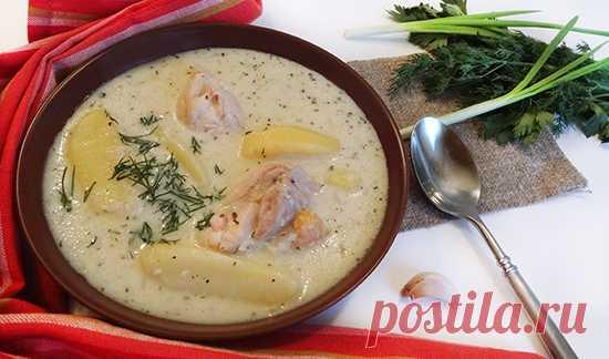 Лывжа (Ossetian Soup «Lyvzha» – Лывза) - до гениальности простой, но невероятно вкусный осетинский густой суп – лывжа («Lyvzha» – Лывза).