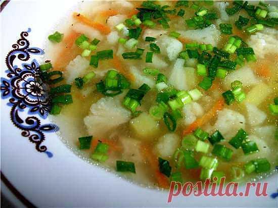 • Просмотр темы - Супы на мясном и курином бульоне