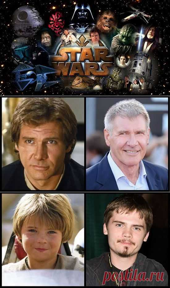 Star Wars Actors Then And Now (15 Photos) | FunCage