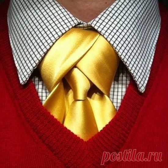 Галстук в галстуке (Diy) / Мужская мода / Модный сайт о стильной переделке одежды и интерьера