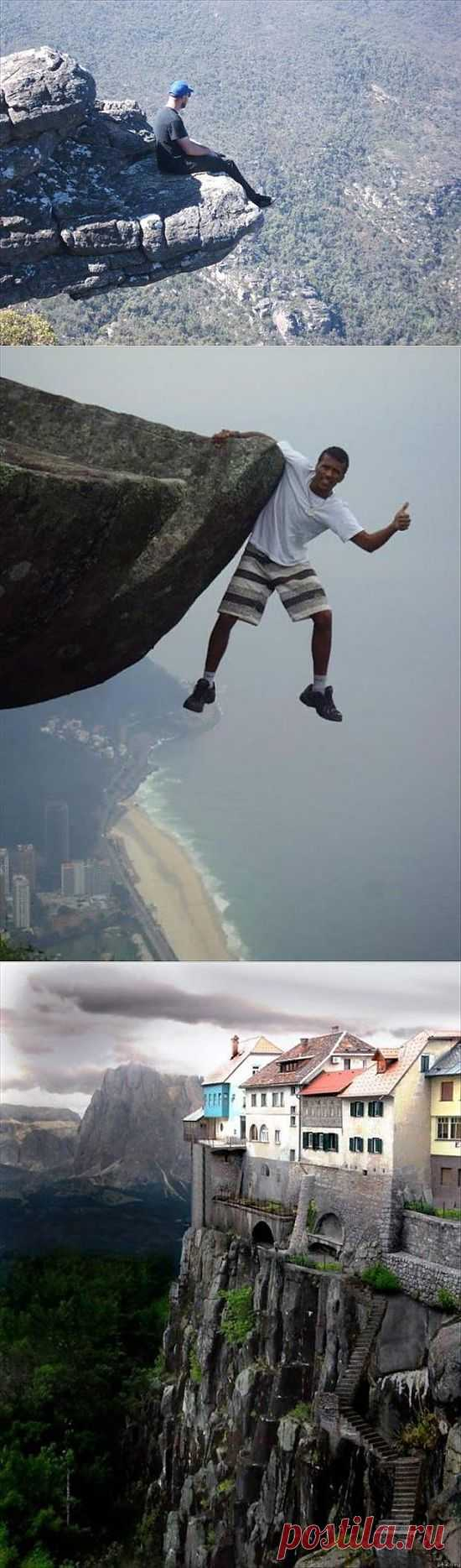 So You're Afraid Of Heights (20 Photos) | FunCage
