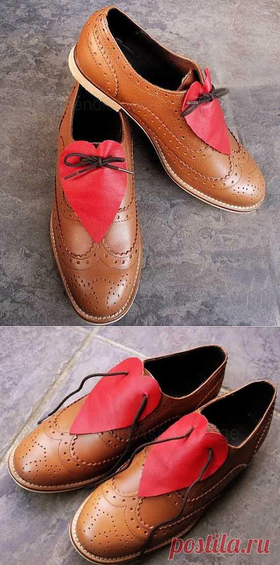 Яркий элемент (DIY) / Обувь / Модный сайт о стильной переделке одежды и интерьера