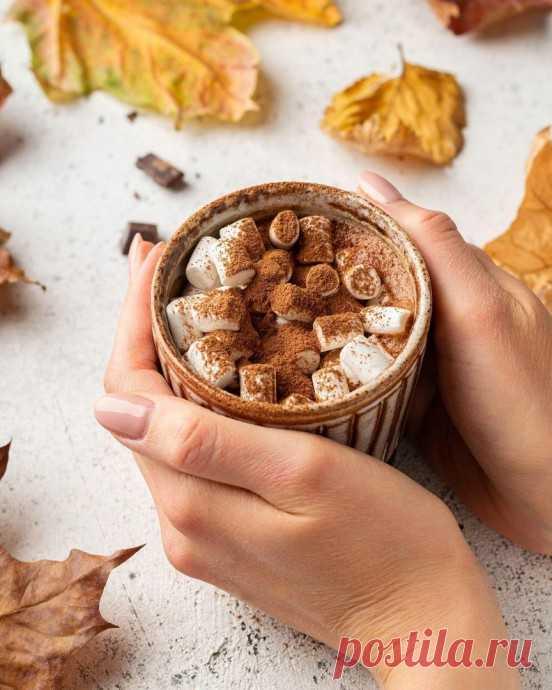 Рецепт какао, как в кофейне