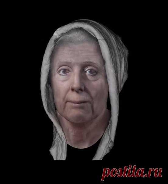 После пыток Лилиас предстояло погибнуть на костре – но она покончила с собой, не дожидаясь казни. Теперь, три века спустя, мы можем увидеть ее лицо.
