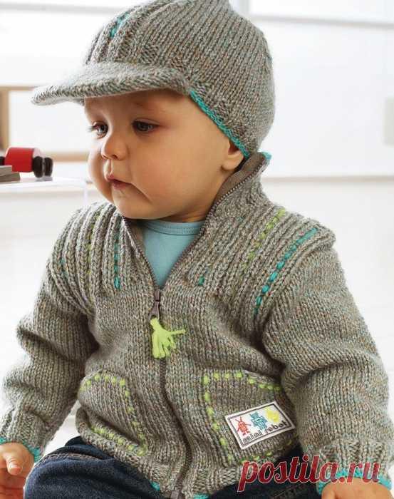 4ade7810648 жакет для мальчика - Самое интересное в блогах