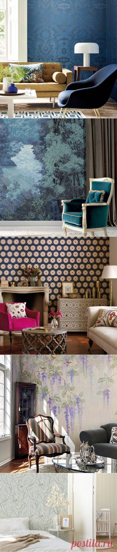 Правда ли что обои для стен лучше чем покраска? | Про дизайн и ремонт | Яндекс Дзен