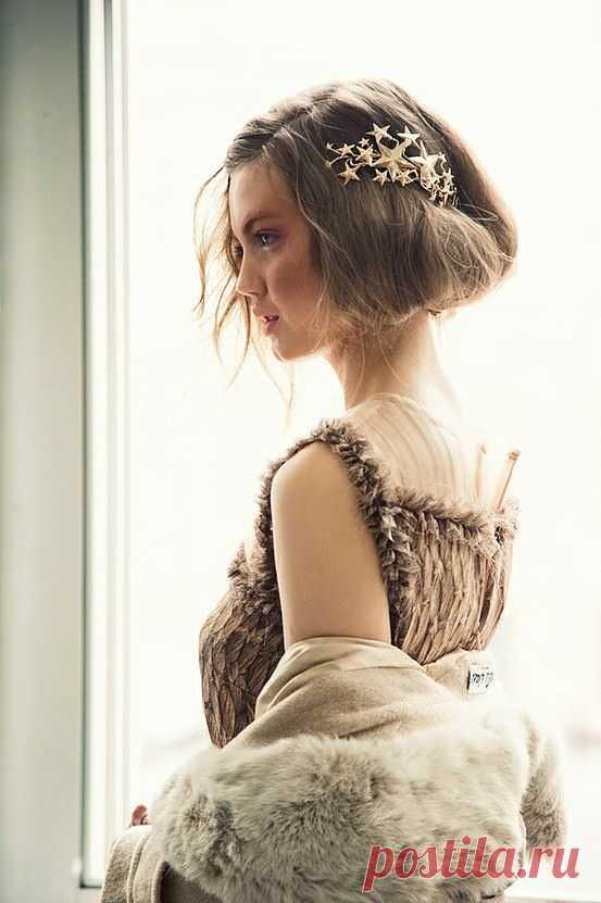 Ах, какие звезды! / Украшения для волос / Модный сайт о стильной переделке одежды и интерьера