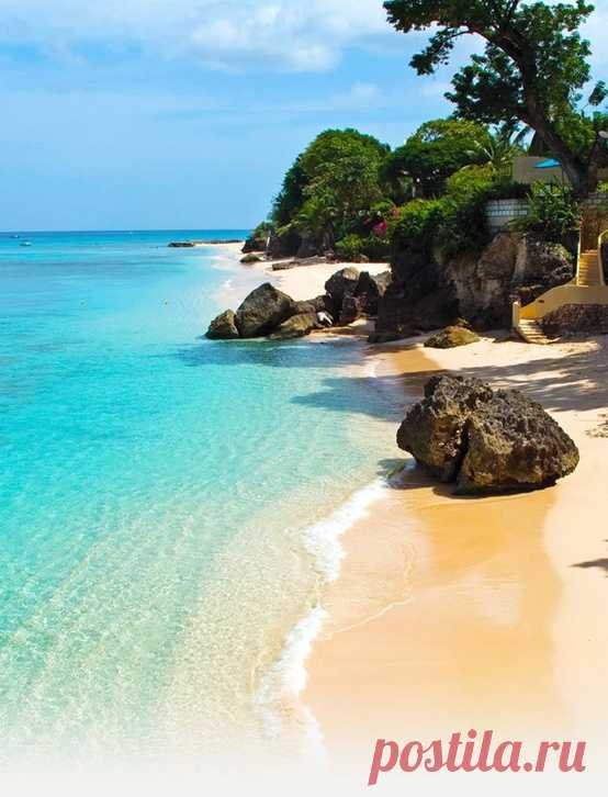 La isla Barbados