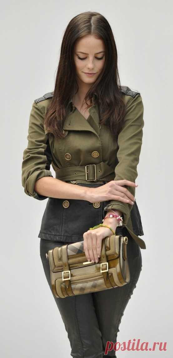 Микс куртки и плаща / Пальто и плащ / Модный сайт о стильной переделке одежды и интерьера