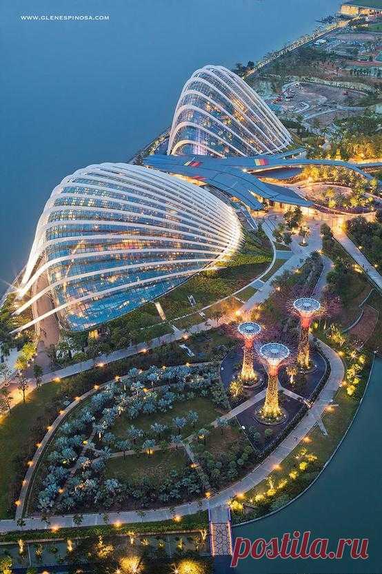 вот почти везде была, а в Сингапуре ни разу не пришлось побывать