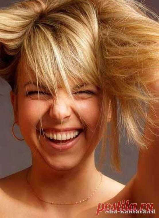 Смех — безвредный наркотик, вызывающий эйфорию надолго. Какая ещё польза от смеха?