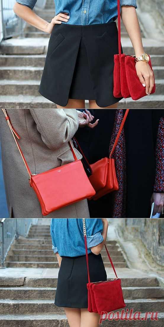 Повтор сумки CELINE (DIY) / Сумки, клатчи, чемоданы / Модный сайт о стильной переделке одежды и интерьера