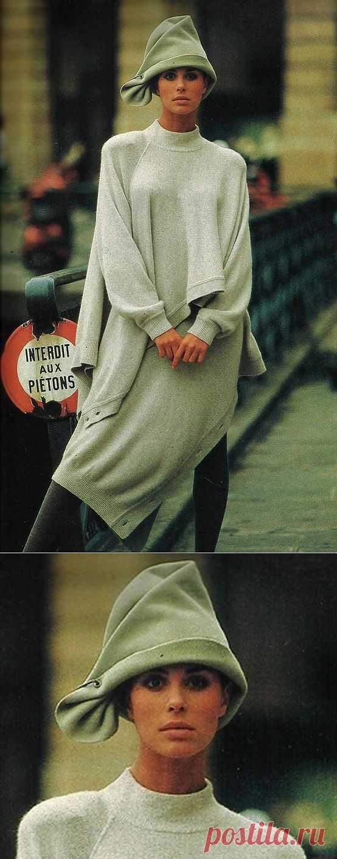 Issey Miyake год 1987 / Головные уборы / Модный сайт о стильной переделке одежды и интерьера