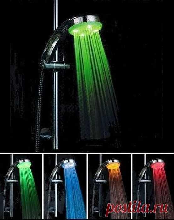 Вот это даааааааа!!! Хочу, хочу такой душ! :)