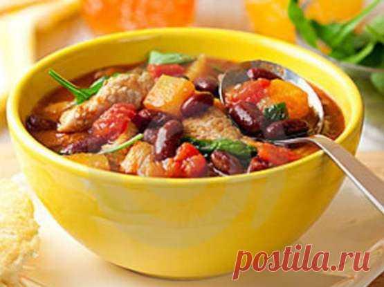 Фасоль с мясом по-турецки. Пальчики оближете. | Кухня оригинальных блюд | Яндекс Дзен