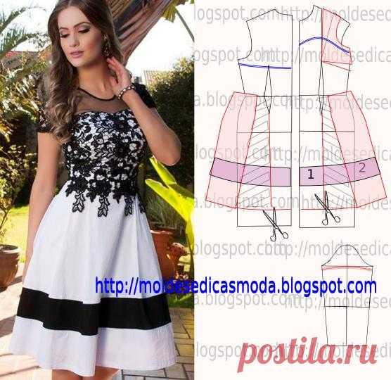 Прекрасные летние платья