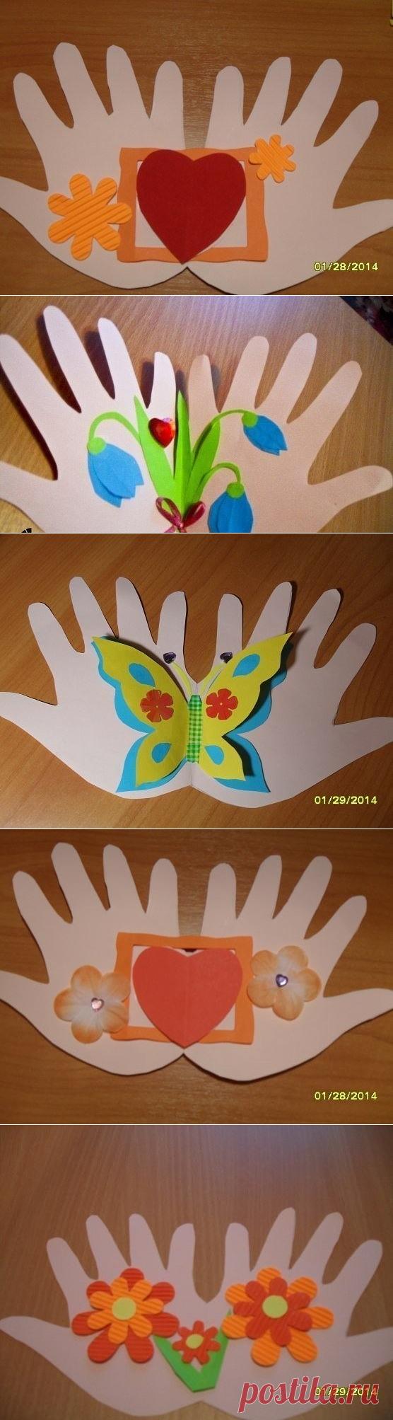 Идеи для поделок с ребенком 3 лет