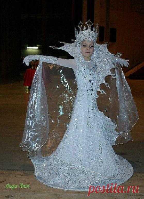 фото шлейфа для костюма снежной убыточная, никто