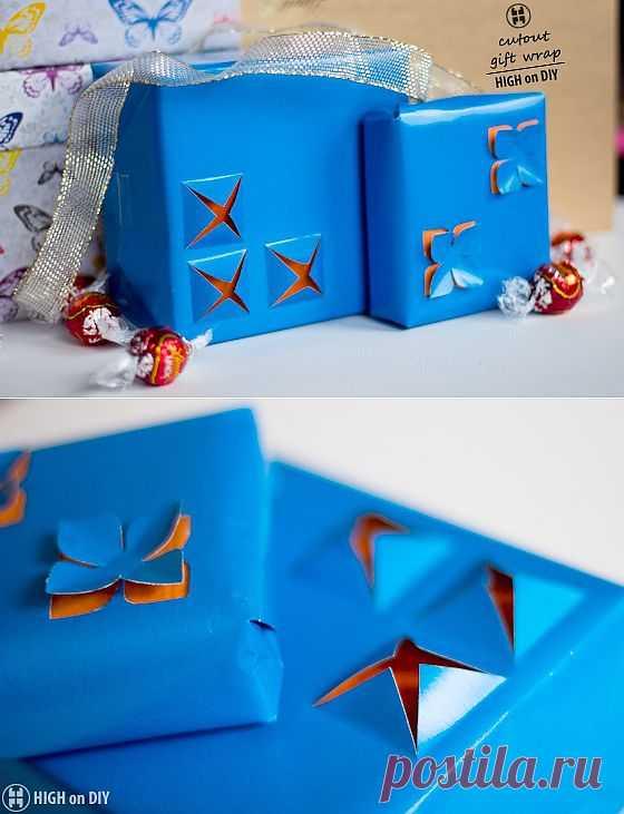 Оригинальная упаковка подарков (Diy) / Новогодний интерьер и подарки / Модный сайт о стильной переделке одежды и интерьера