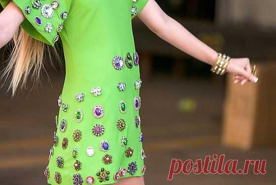 Много брошек не бывает? / Креатив / Модный сайт о стильной переделке одежды и интерьера