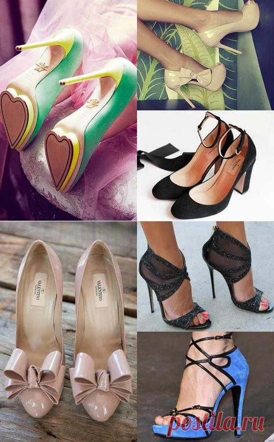 Туфли на выпускной 2013
