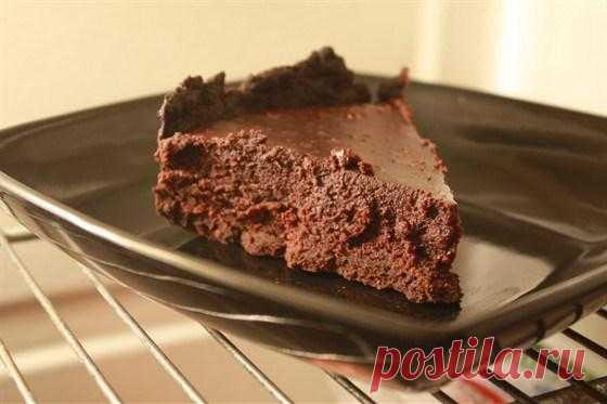 Трюфельный домашний торт рецепт – выпечка и десерты  Автор рецепта: Настя Филатова