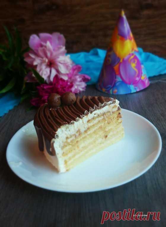 выравнивание торта кремом чиз фото