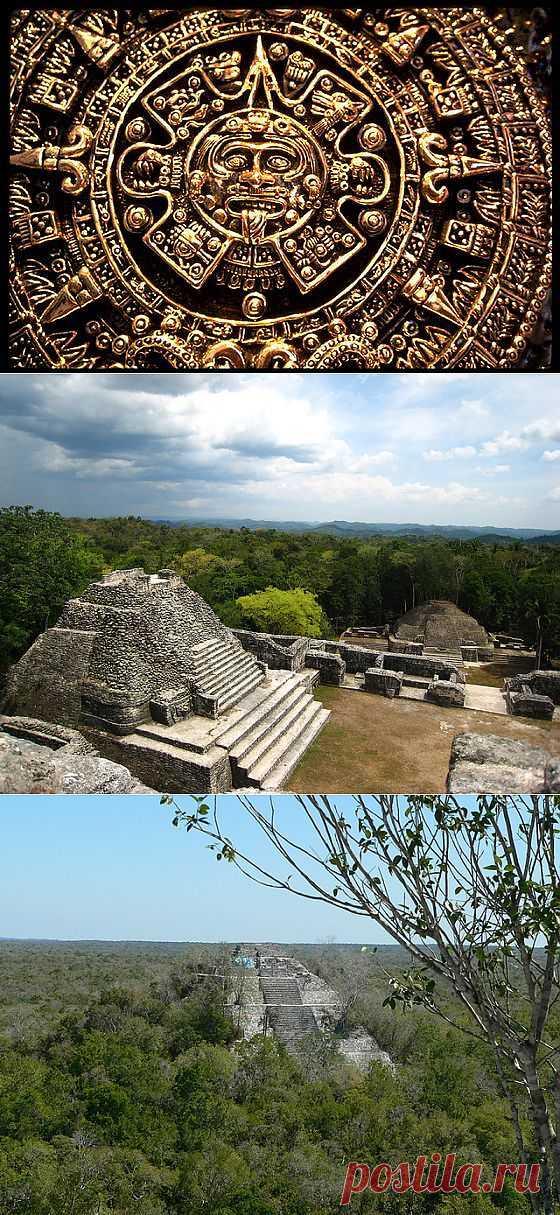 Самые красивые храмы древних майя | Fresher - Лучшее из Рунета за день