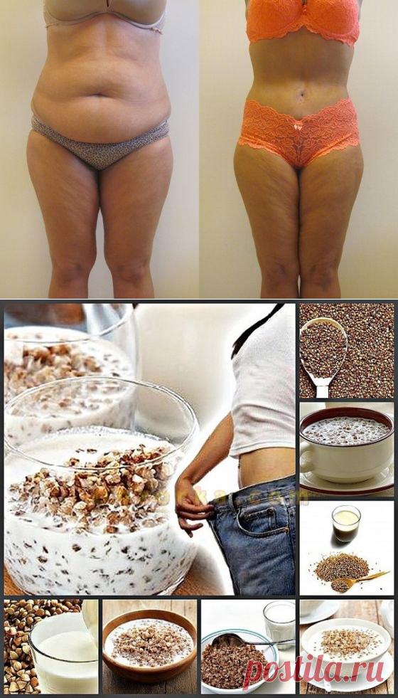 сколько можно потерять на гречневой диете