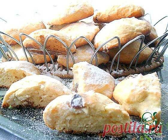 Сконы - английские булочки к чаю. Автор: Ялорис