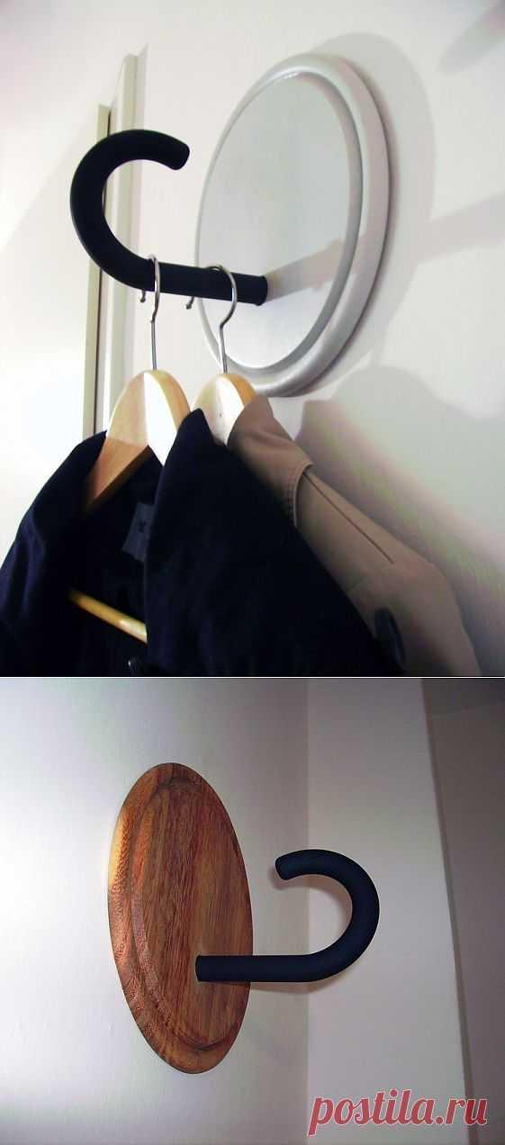 Вешалки:-) / Мебель / Модный сайт о стильной переделке одежды и интерьера