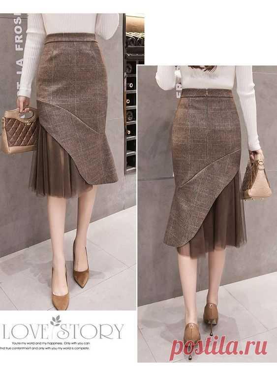 Вдохновимся на юбку? (трафик) Модная одежда и дизайн интерьера своими руками