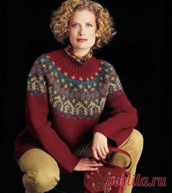 Подборка пуловеров лопапейса с описанием