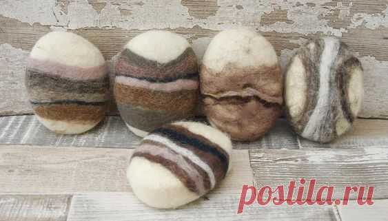 This beautiful range of felted soap is sure to be a favorite. These