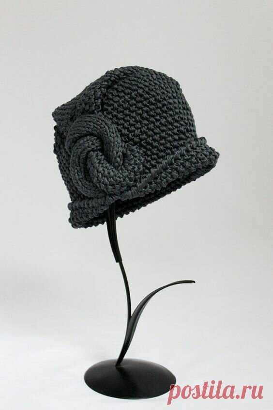 10 стильных вязаных шляп для осени и зимы   Только handmade   Яндекс Дзен