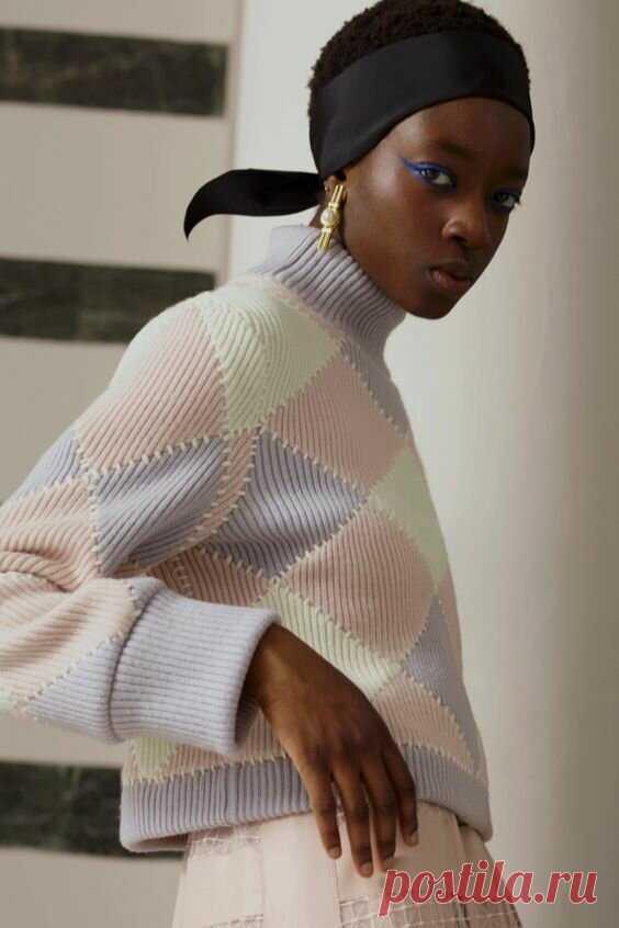 Вязаная одежда становится модным трендом - что надеть, чтобы выглядеть стильно | ladyline.me | Яндекс Дзен