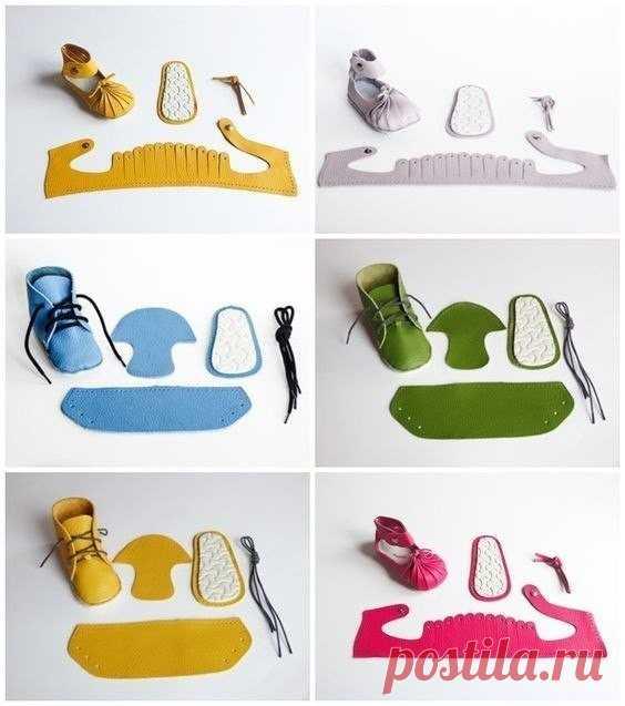 Footwear for dolls