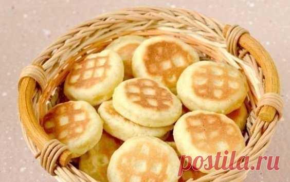 Как приготовить простое печенье на сковороде - рецепт, ингредиенты и фотографии