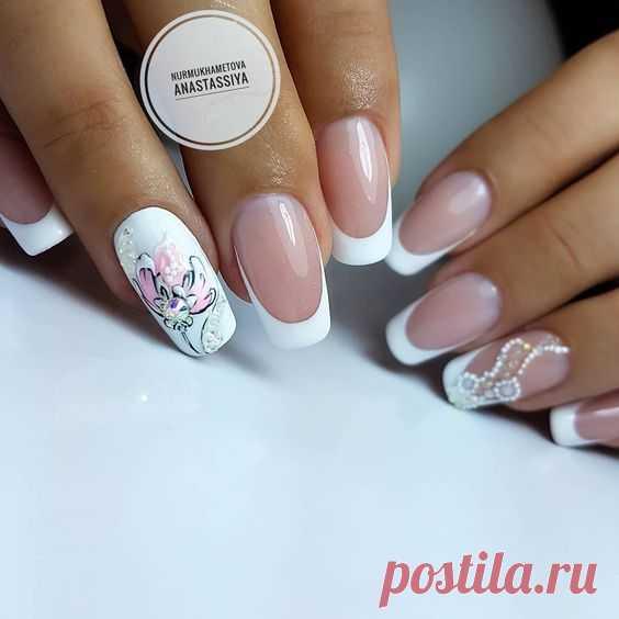 Маникюр гель-лаком: 100+ фото новинок дизайна ногтей Весна-Лето 2020 | 564x564